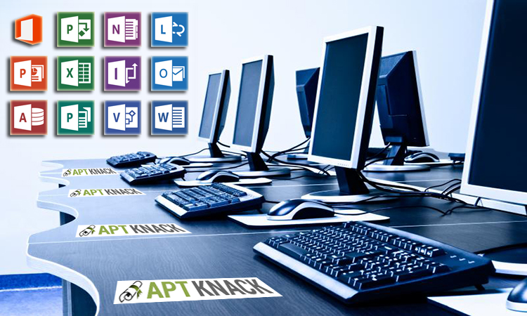 Learn Office : Word, excel; Powerpoint, Access
